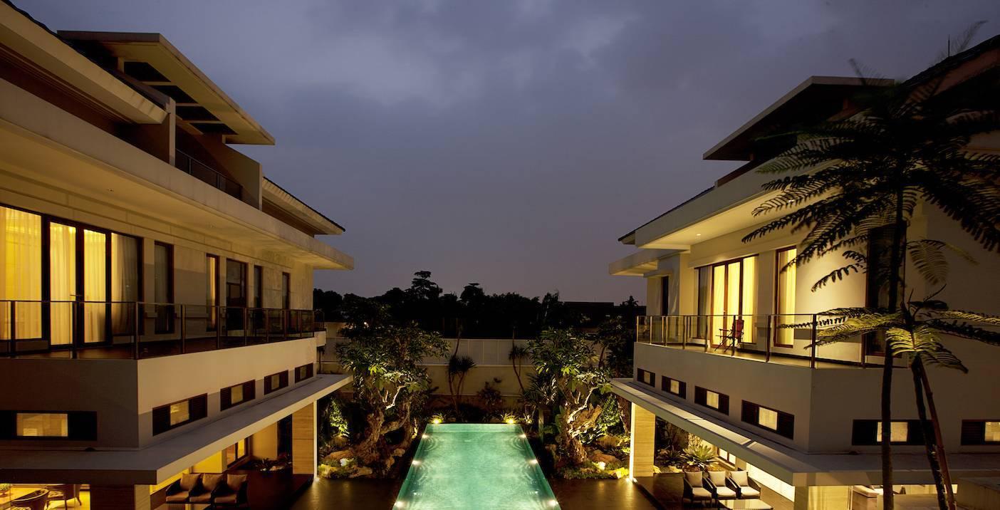Parama Dharma Rumah Opal Indonesia Indonesia Night View   372