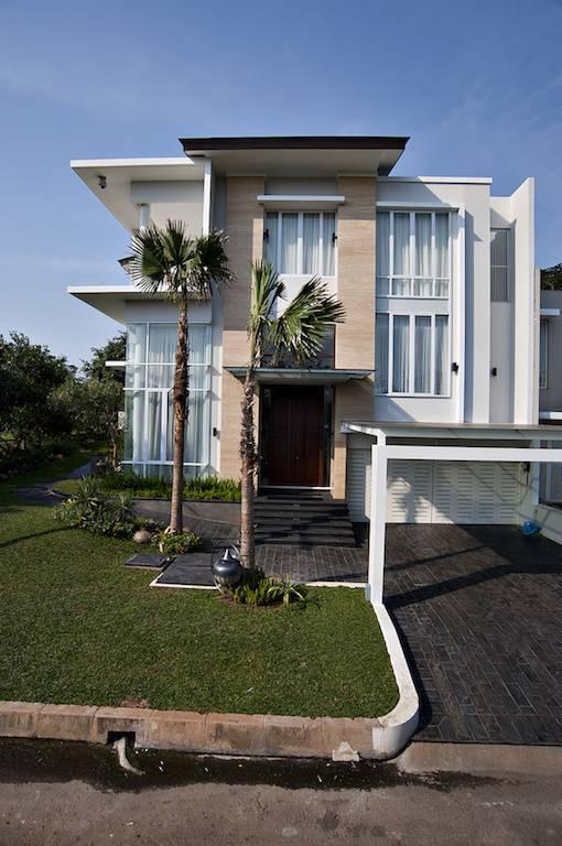 Parama Dharma Puri Botanical Indonesia Indonesia Front View Kontemporer  414