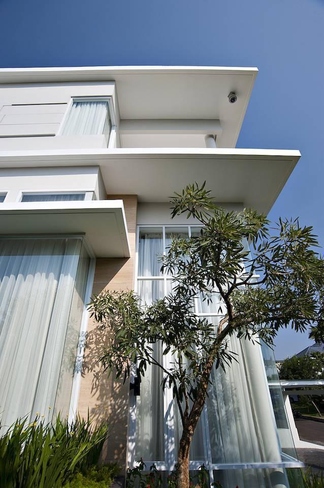 Parama Dharma Puri Botanical Indonesia Indonesia Exterior Detail Kontemporer  420