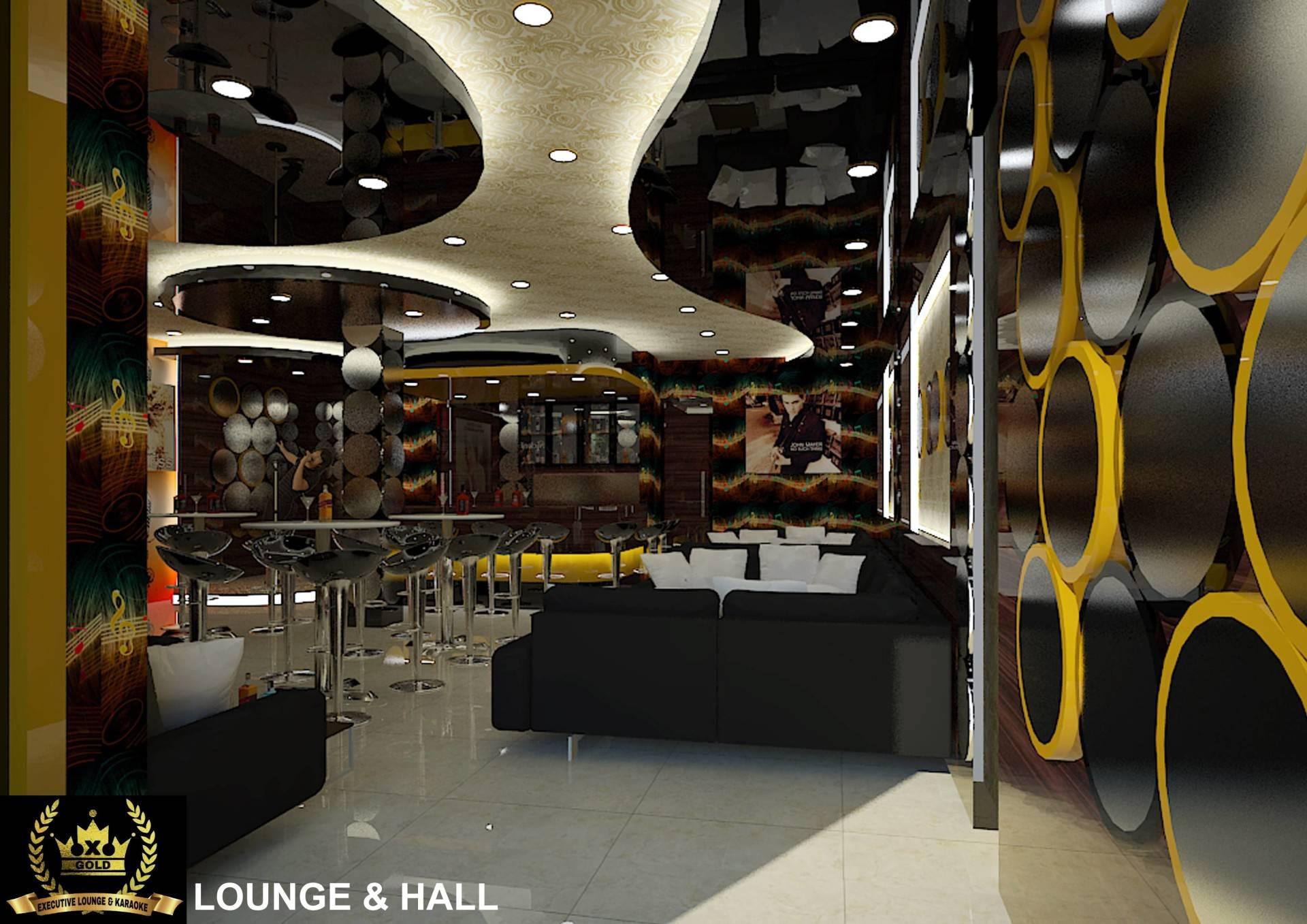 Irfanwidi Architects Oxo Gold Executive Lounge & Karaoke Karawang. Jawa Barat Karawang. Jawa Barat Lounge-1 Kontemporer  5347