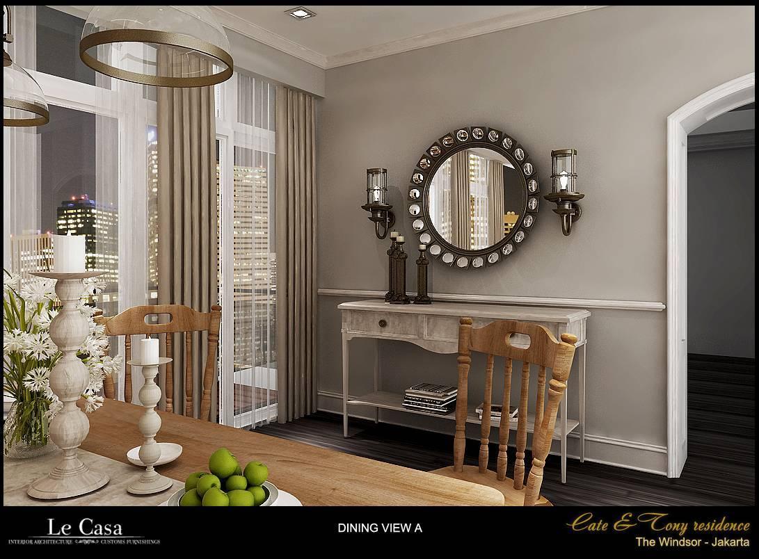 Emilia Oei Penthouse Residence In Jakarta Jakarta Jakarta Dining Room   5828
