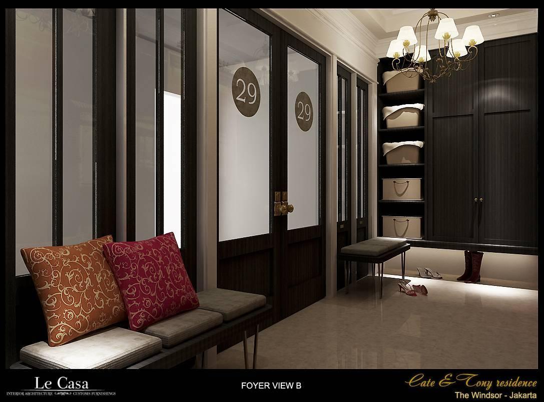 Emilia Oei Penthouse Residence In Jakarta Jakarta Jakarta Foyer View   5835