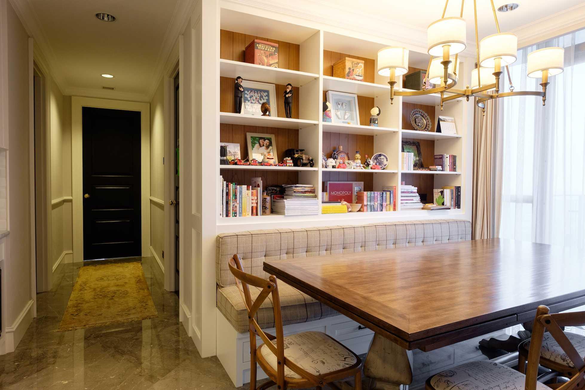 Emilia Oei Penthouse Residence In Jakarta Jakarta Jakarta Dining Room   9760