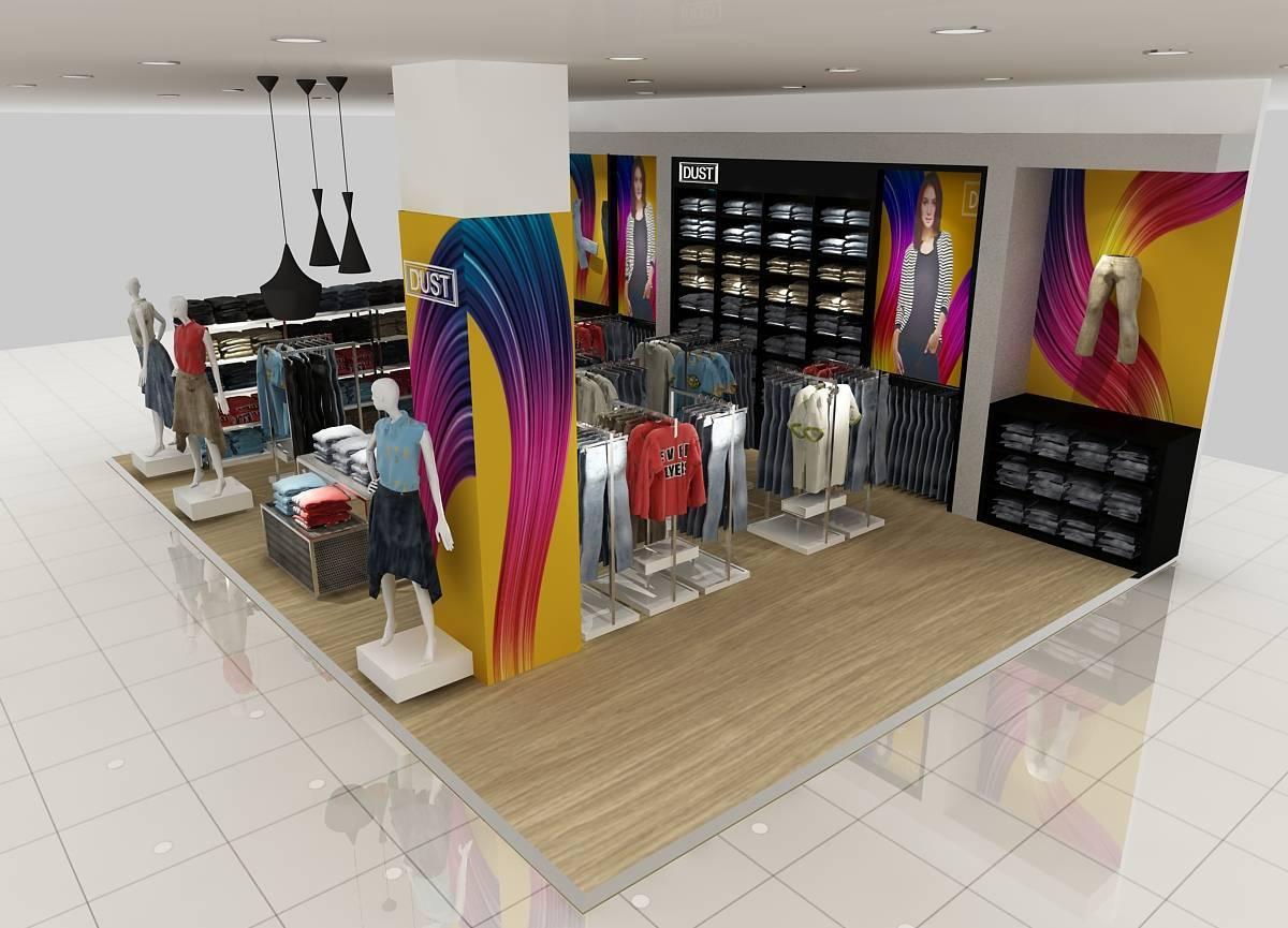 Ra Interior Architecture Dust (Shop In Shop) Matahari Department Store Matahari Department Store View-B Minimalis  5438