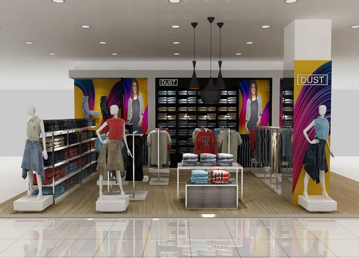 Ra Interior Architecture Dust (Shop In Shop) Matahari Department Store Matahari Department Store View-C Minimalis  5439
