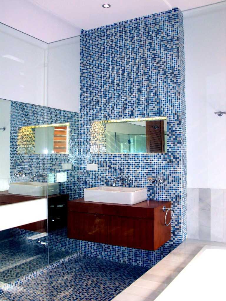 Herryj Architects Gv House Lippo Karawaci Lippo Karawaci Bathroom Tropis  23932