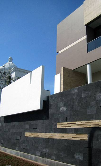 Herryj Architects Marble House  Jakarta, Indonesia Jakarta, Indonesia Detai-View-2   5446