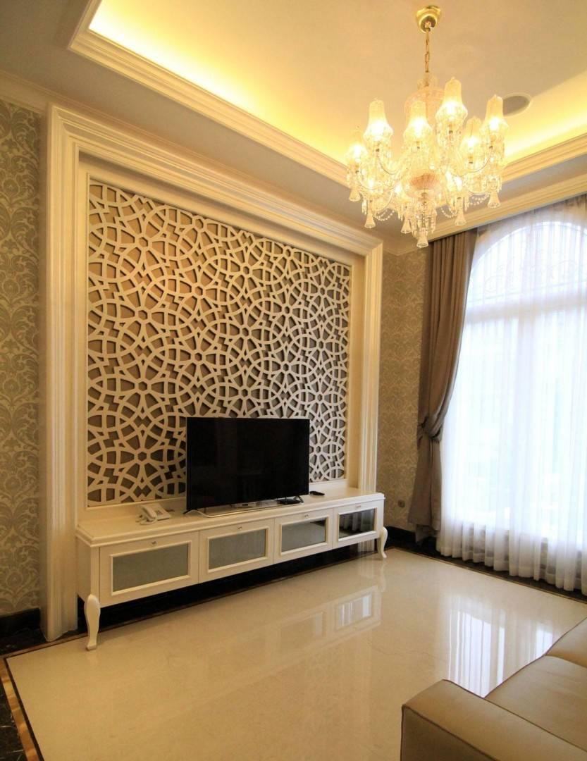 Nelson Liaw Hs House  Jakarta, Indonesia Jakarta, Indonesia Living-Room Klasik  5557