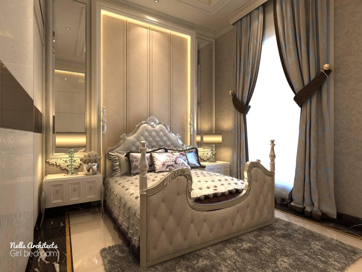 Nelson Liaw Hs House  Jakarta, Indonesia Jakarta, Indonesia Girl-Bedroom Klasik  5560