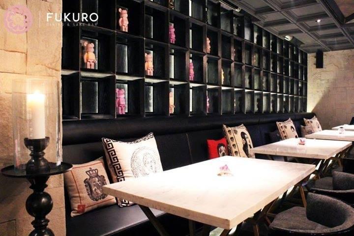 Nelson Liaw Fukuro Restaurant At Scbd Jakarta, Indonesia Jakarta, Indonesia Dining-Table   5567