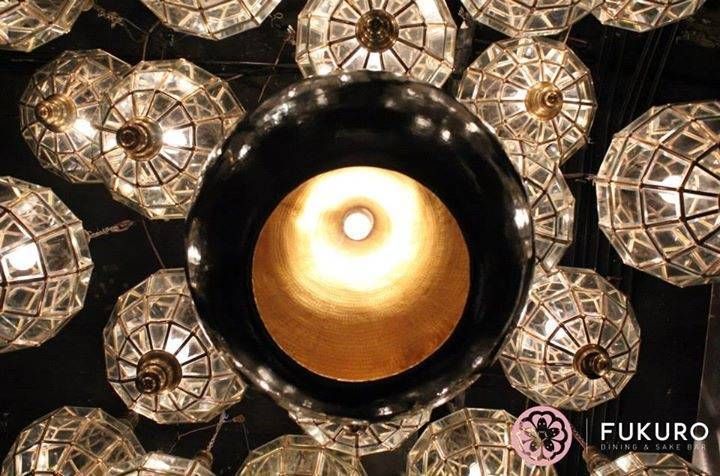 Nelson Liaw Fukuro Restaurant At Scbd Jakarta, Indonesia Jakarta, Indonesia Lamp-Decoration   5568