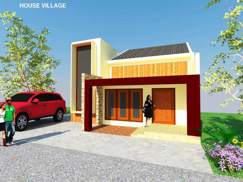 Rahman Efendi House Village Kabupaten Boyolali, Jawa Tengah, Indonesia Tawangmangu, Kabupaten Karanganyar, Jawa Tengah, Indonesia View-1  <P>Half Render</p> 30420
