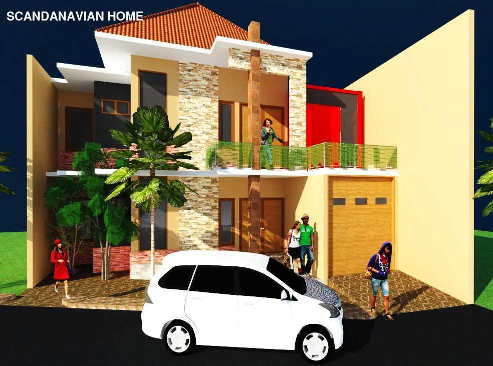 Rahman Efendi Private Home 3 Cikarang, Bekasi, Jawa Barat, Indonesia Cikarang, Bekasi, Jawa Barat, Indonesia View-2  <P>Half Render</p> 31115