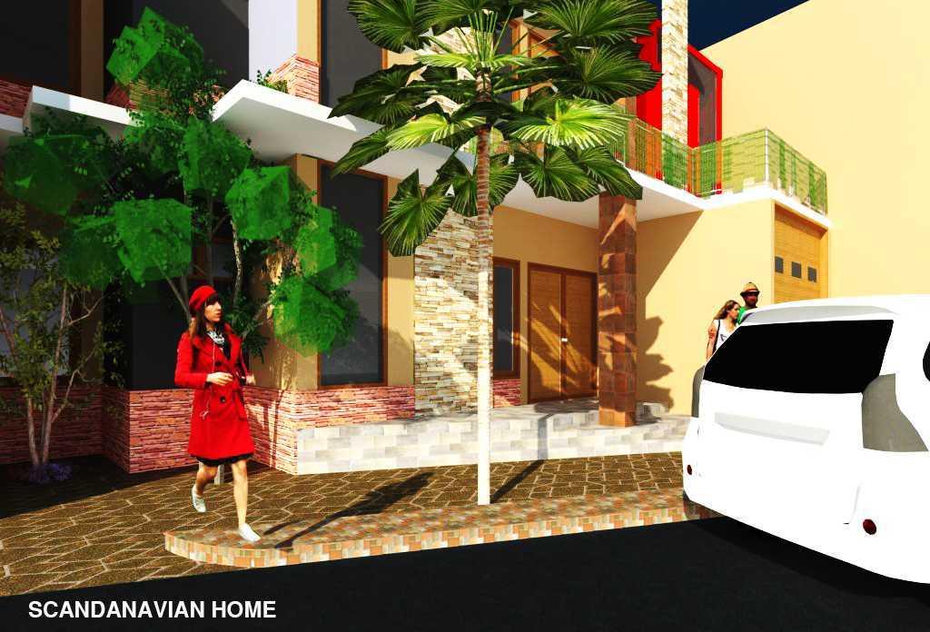 Rahman Efendi Private Home 3 Cikarang, Bekasi, Jawa Barat, Indonesia Cikarang, Bekasi, Jawa Barat, Indonesia View-5  <P>Half Render</p> 31118
