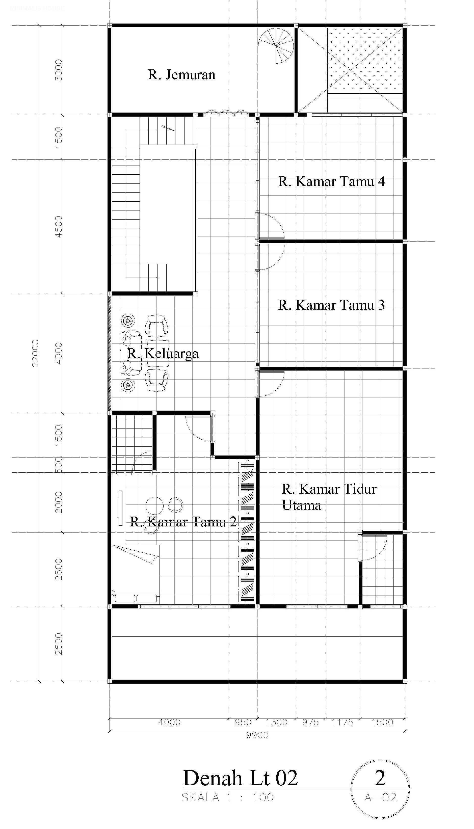 Rahman Efendi Private Home 7 Kabupaten Karawang, Jawa Barat, Indonesia Kabupaten Karawang, Jawa Barat, Indonesia Floorplan Minimalis  48478