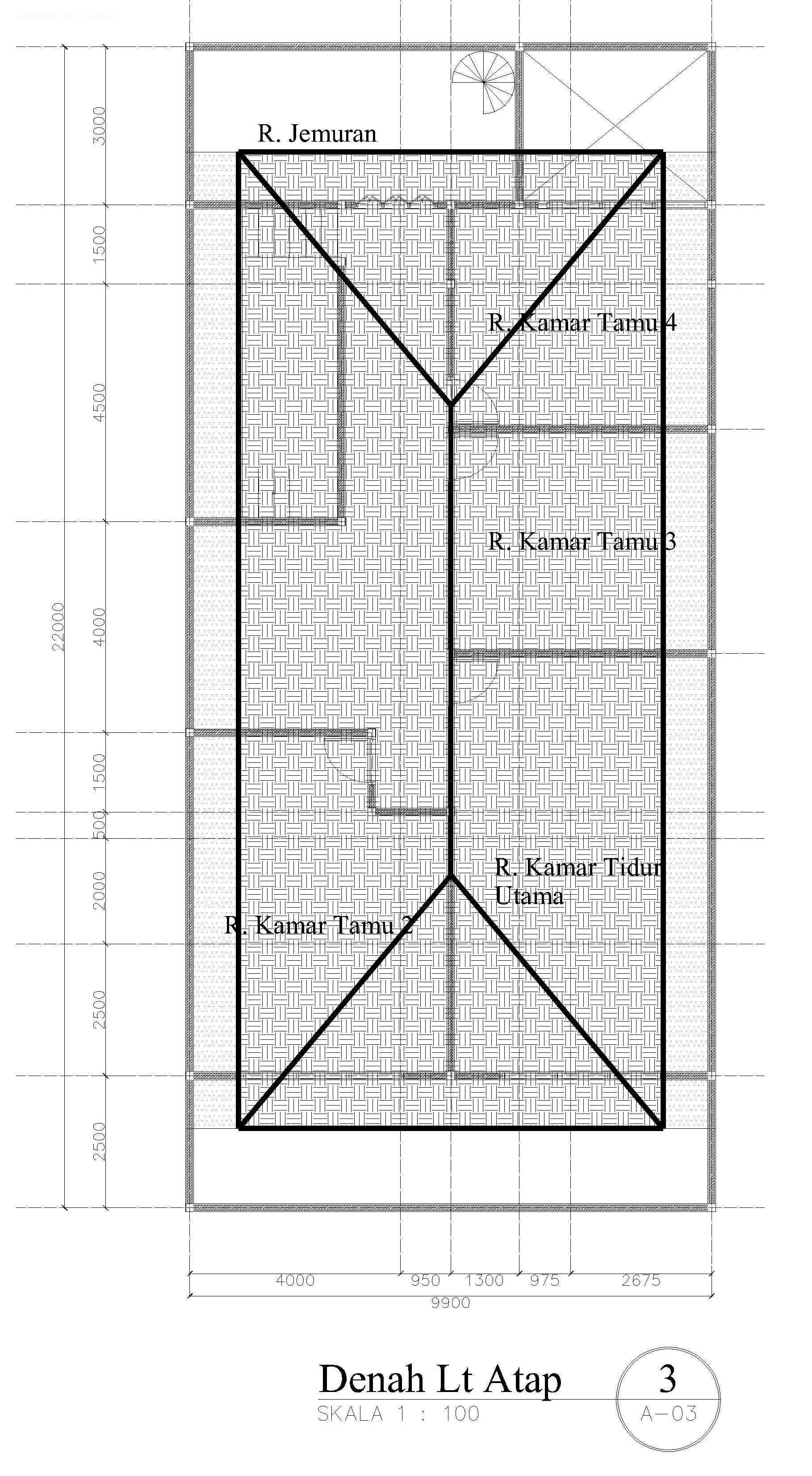 Rahman Efendi Private Home 7 Kabupaten Karawang, Jawa Barat, Indonesia Kabupaten Karawang, Jawa Barat, Indonesia Floorplan Minimalis  48479
