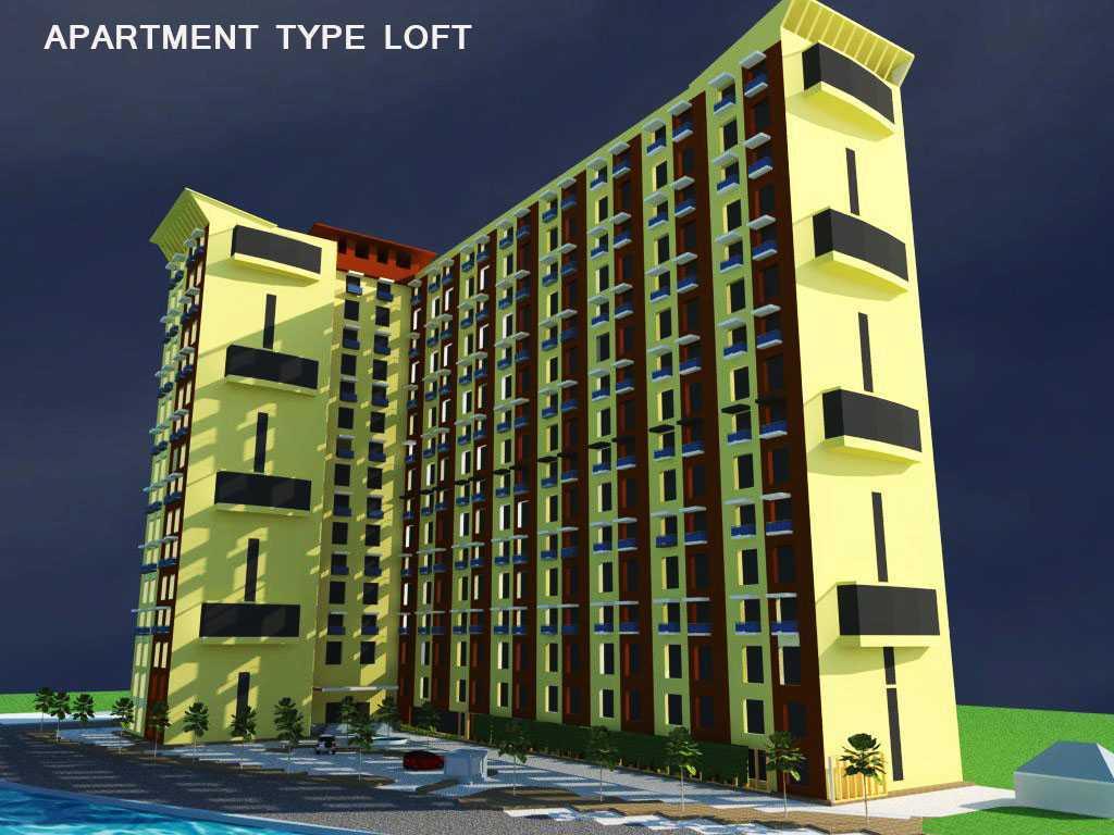 Rahman Efendi Apartemen Type Loft Bekasi Tim., Kota Bks, Jawa Barat, Indonesia Bekasi Tim., Kota Bks, Jawa Barat, Indonesia Exterior View Classic  49663