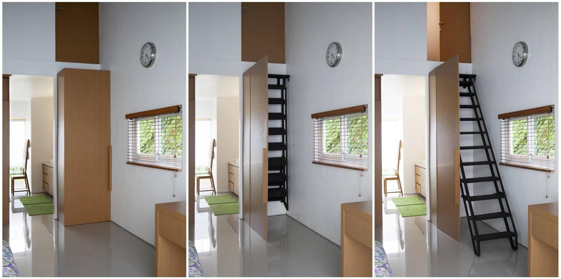 Sontang M Siregar Dj House Bengkulu, Indonesia Bengkulu, Indonesia Rollaway-Stairs Minimalis  6081