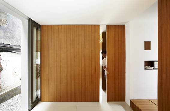 Sontang M Siregar Compact House  Jakarta, Indonesia Jakarta, Indonesia Room Partition   6048
