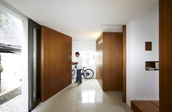 Sontang M Siregar Compact House  Jakarta, Indonesia Jakarta, Indonesia Room Partition   6050