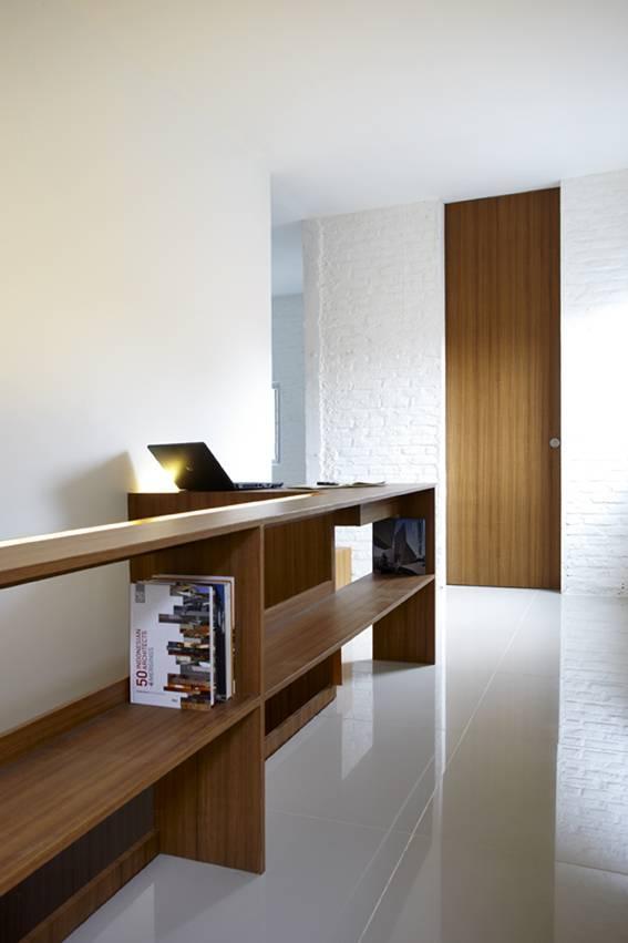 Sontang M Siregar Compact House  Jakarta, Indonesia Jakarta, Indonesia Workroom   6054