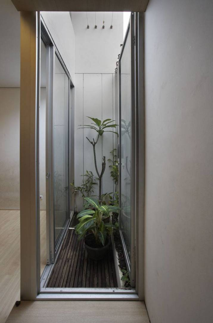 Sontang M Siregar 51 Sqm House Jakarta, Indonesia Jakarta, Indonesia Indoor-Garden-1 Minimalis  6095