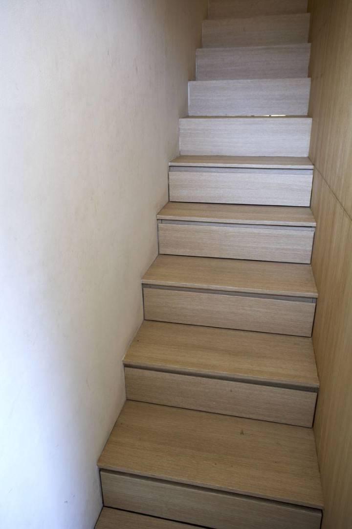 Sontang M Siregar 51 Sqm House Jakarta, Indonesia Jakarta, Indonesia Stairs-2 Minimalis  6101
