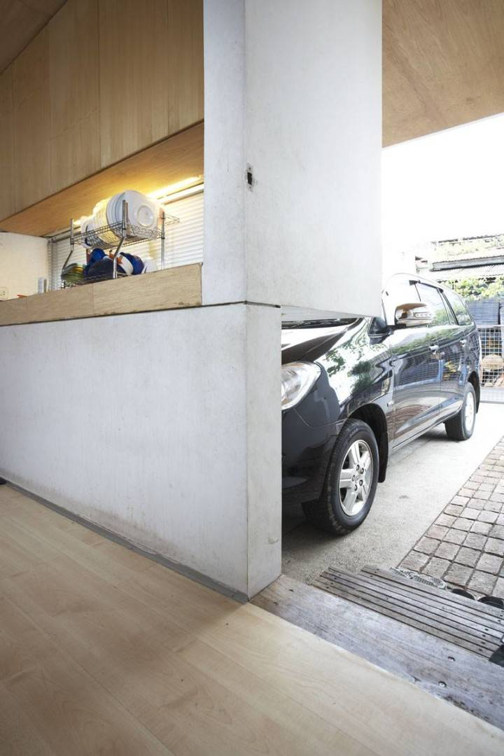 Sontang M Siregar 51 Sqm House Jakarta, Indonesia Jakarta, Indonesia Terrace-1 Minimalis  6106