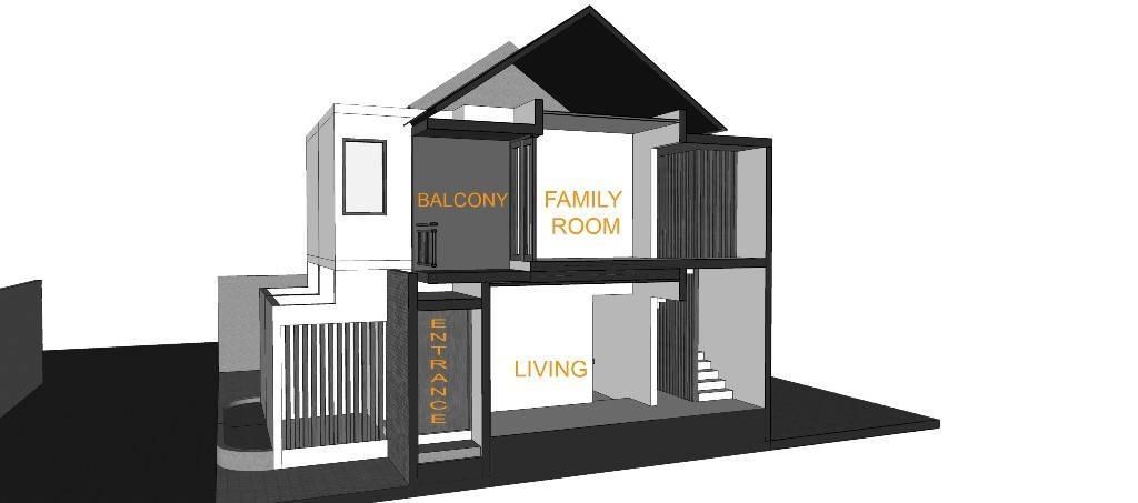 Civarch Design Studio Tukad Badung Residence Bali, Indonesia Bali, Indonesia Section-2 Minimalis  5622