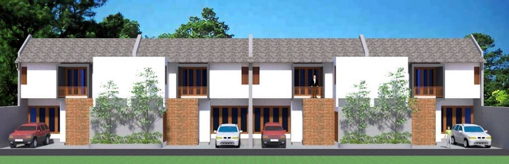 Civarch Design Studio Tukad Badung Residence Bali, Indonesia Bali, Indonesia Elevation Minimalis  5623