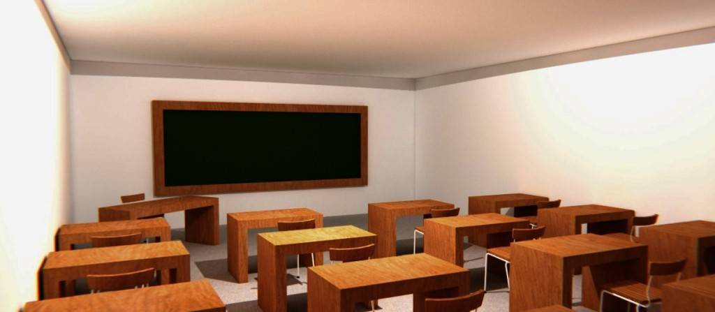 Civarch Design Studio Elementary School At Dili Timor Leste Timor Leste Classroom   5633