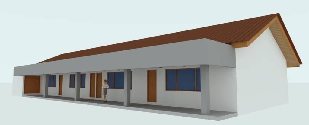Civarch Design Studio Elementary School At Dili Timor Leste Timor Leste School-Perspective-5   5637