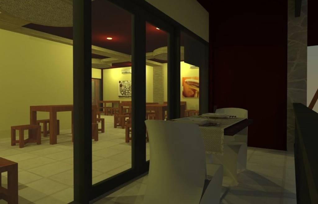 Civarch Design Studio Kopitiam 78 Cafe At Singaraja Bali, Indonesia Bali, Indonesia Interior-3 Modern  5643