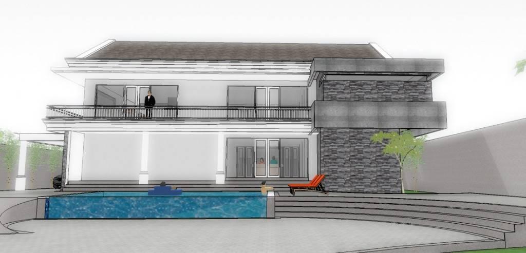 Civarch Design Studio Mr. J Gothic House Dili, Timor Leste Dili, Timor Leste Side-View-2 Modern  5656