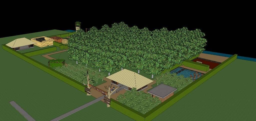 Civarch Design Studio Children Playground At Denpasar Bali, Indonesia Bali, Indonesia Bird-View Tropis  5719