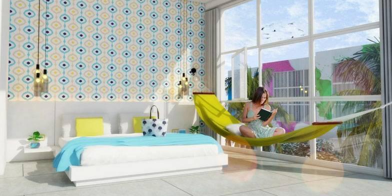 Prima Design Hello Sunday Villa And Suites Bali, Indonesia Bali, Indonesia Bed-Room-1   5756