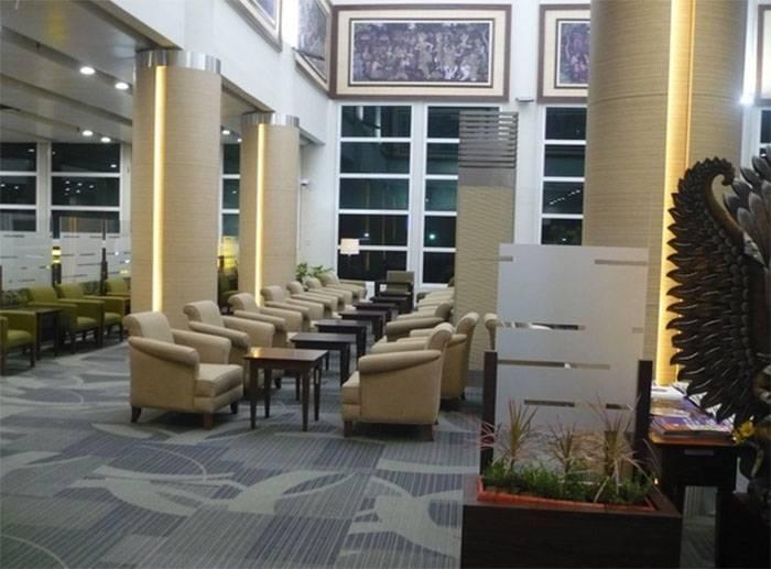 Prima Design Temporary Lounge At Ngurah Rai International Airport Bali, Indonesia Bali, Indonesia Lounge-2   5788
