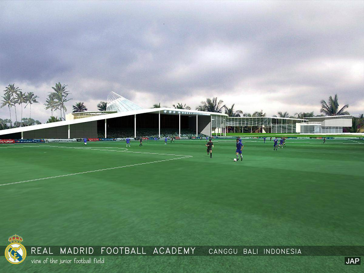 Julio Julianto Real Madrid Football Academy At Canggu Bali, Indonesia Bali, Indonesia Junior-Football-Field Modern  5848