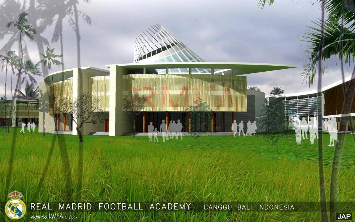 Julio Julianto Real Madrid Football Academy At Canggu Bali, Indonesia Bali, Indonesia Rmfa-Class Modern  5854