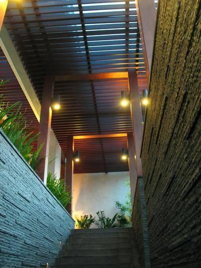 Julio Julianto Balinese Modern House At Pantai Indah Kapuk Jakarta, Indonesia Jakarta, Indonesia Perspective-1 Modern  5937