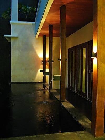 Julio Julianto Balinese Modern House At Pantai Indah Kapuk Jakarta, Indonesia Jakarta, Indonesia Pool Modern  5943