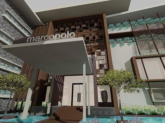 Julio Julianto Marcopolo Hotel Bandung, Indonesia Bandung, Indonesia Facade-View   5946