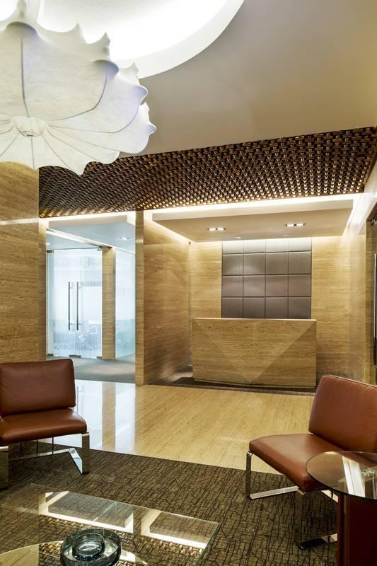 Yaph Studio Rheno Group Office Jakarta, Indonesia Jakarta, Indonesia Lobby-1   6389