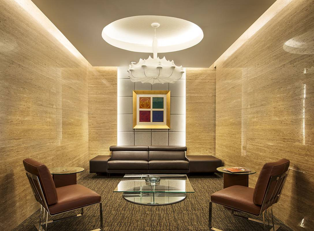 Yaph Studio Rheno Group Office Jakarta, Indonesia Jakarta, Indonesia Lobby-2   6390