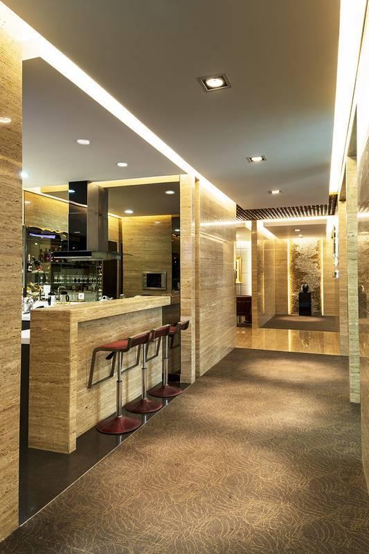 Yaph Studio Rheno Group Office Jakarta, Indonesia Jakarta, Indonesia Bar   6395