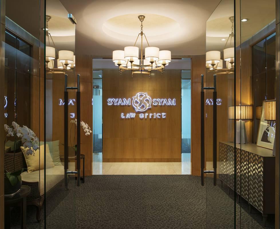 Yaph Studio Syam & Syam Law Firm Ofiice Jakarta, Indonesia Jakarta, Indonesia Lobby-1   6401