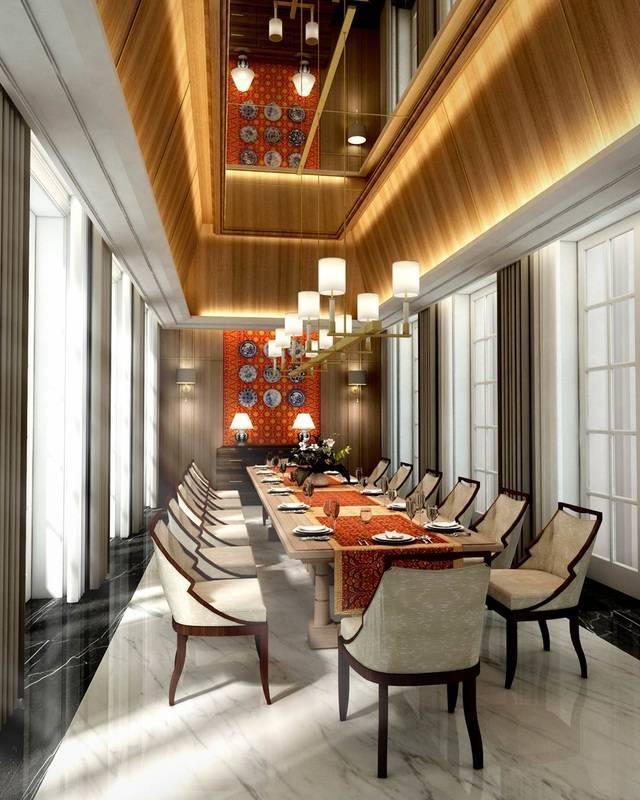 Yaph Studio Hang Tuah Residence Jakarta, Indonesia Jakarta, Indonesia Dining-Table   6146