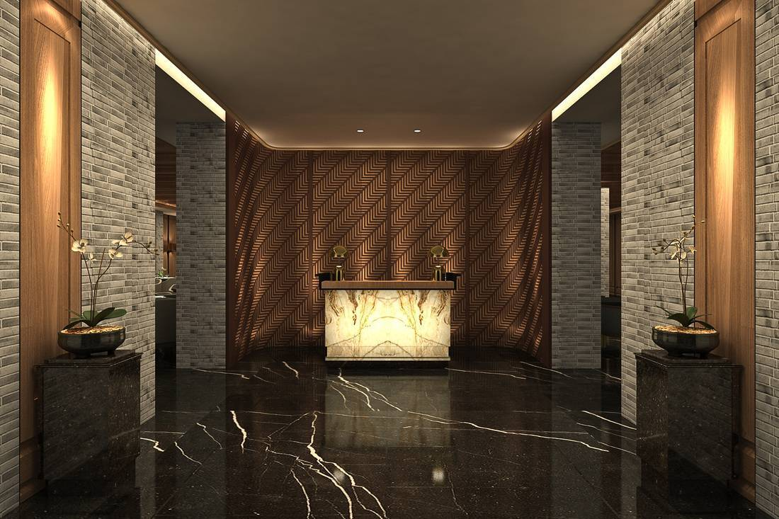 Yaph Studio Sultan Hotel At Senayan Jakarta, Indonesia Jakarta, Indonesia Receptionist-Desk   6191