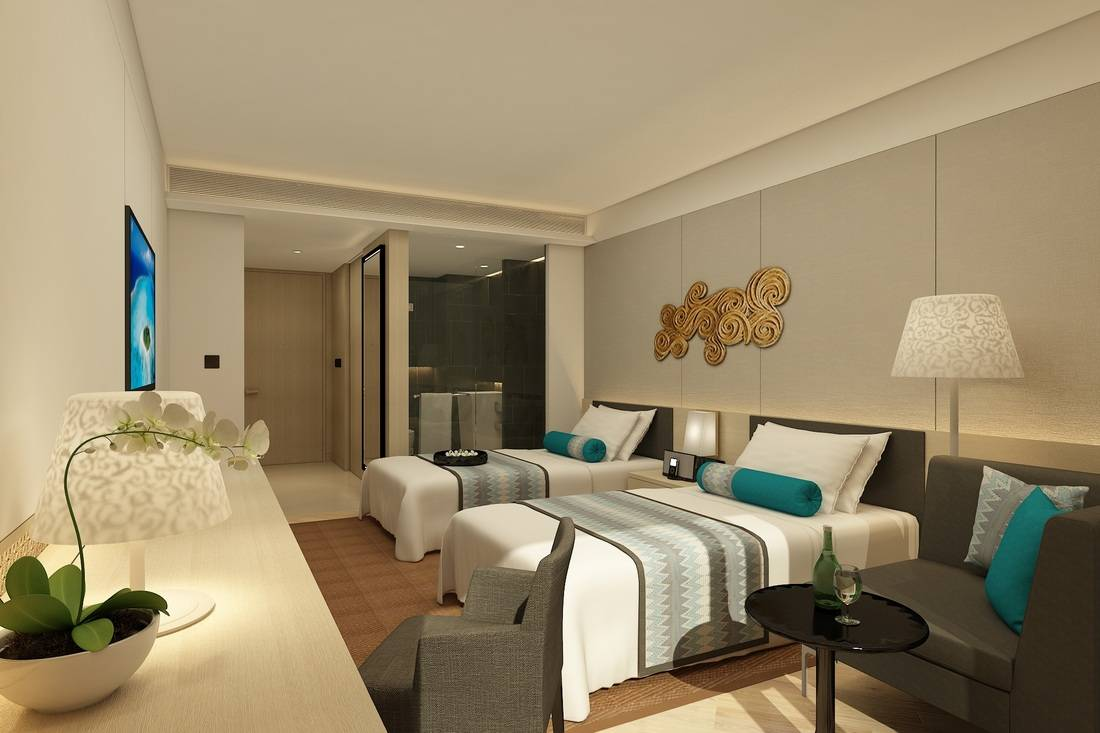 Yaph Studio Avani Hotel At Nusa Dua Bali, Indonesia Bali, Indonesia Hotel-Room-1   6204