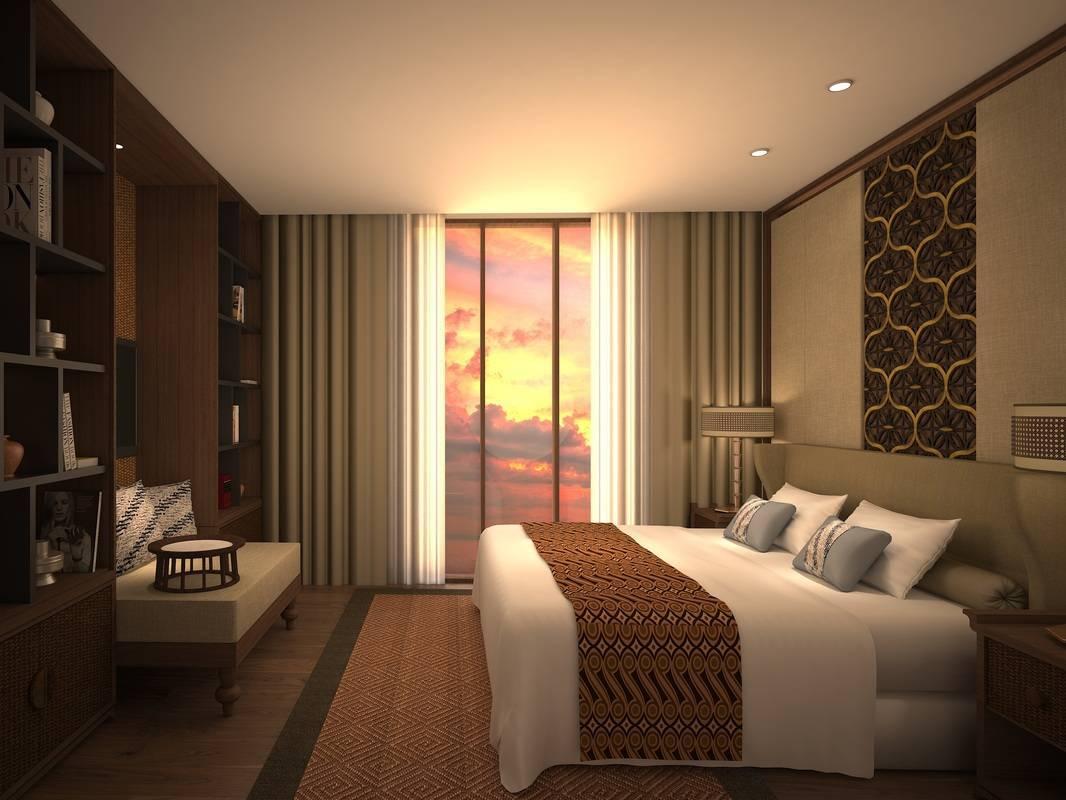 Yaph Studio Baik  Baik Resort At Seminyak Bali, Indonesia Bali, Indonesia Hotel-Room-1   6219